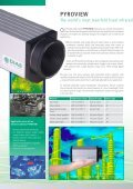 Overview infrared cameras PYROVIEW - DIAS Infrared Systems - Page 2