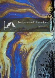 Jane Smiley's A Thousand Acres - Environmental Humanities