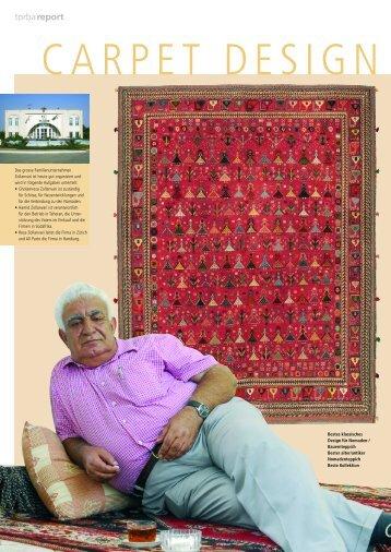 Carpet Design Awards 2007