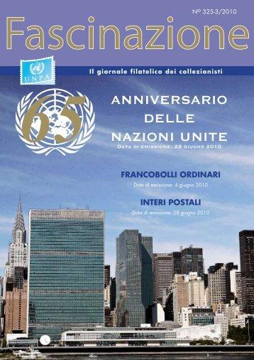 65 - United Nations Postal Administration