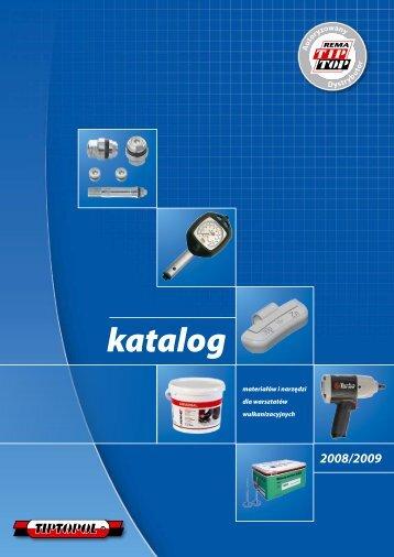 Materiały narzędzia - Cemtech