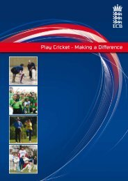 Download - Ecb - England and Wales Cricket Board