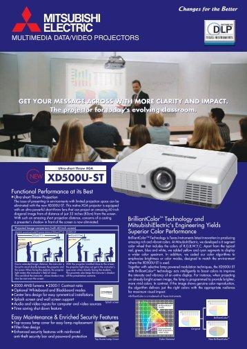 Brochure - Mitsubishi Electric