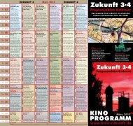Kinoprogramm 03-2012 - Kino Zukunft