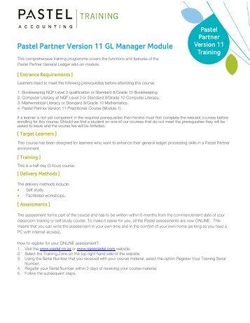 pastel partner version 11 product consultant module sage pastel rh yumpu com Pastel Point of Sale Pastel Point of Sale