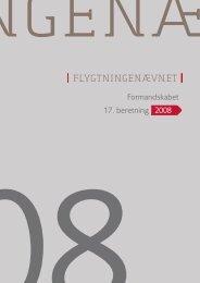 17. beretning 2008 Formandskabet - Siden kan ikke findes