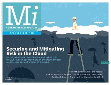 Securing and Mitigating Risk in the Cloud - Bitpipe