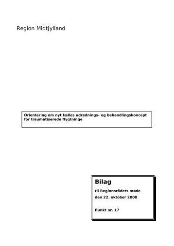 Bilag 17 - Region Midtjylland