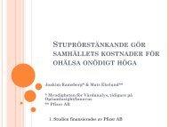 Ramsberg-Ekelunds presentation (pdf, nytt fönster) - LIF