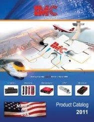 IMC Networks Catalogue 2011 - 3 EDGE GmbH