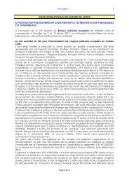 Page 1 sur 4 UNION INTERNATIONALE DES HUISSIERS DE ...