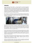 CHEMICAL ENGINEERING PILOT PLANT Universiti ... - IBD - UTM - Page 2
