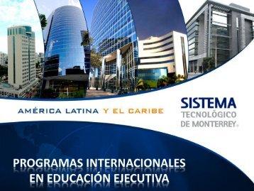 Descargar Aquí - Tecnológico de Monterrey en América Latina y el ...