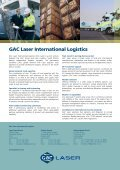 GAC Laser International Logistics - Page 2