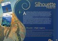 Silhouette – Inflight magazine