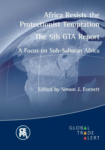 Africa Resists the Protectionist Temptation The ... - Global Trade Alert