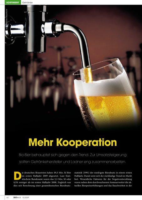 Mehr Kooperation