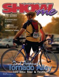 Show Me the Ozarks Magazine - July 2008