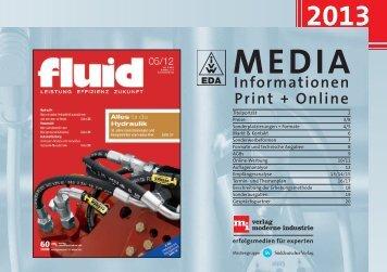 geht's zu den Mediadaten 2013 der fluid...
