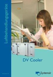 Luftbehandlungsgeräte DV Cooler - Systemair