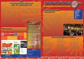 Ausgabe 03 - 2. Quartal 2012 - KSJ Mainz