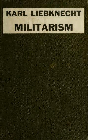 MILITARISM - Libreria Militare Ares