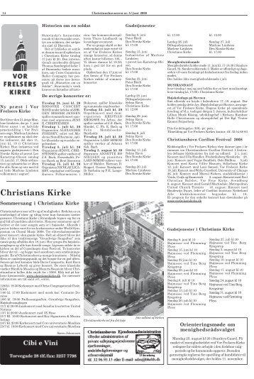 Christians Kirke - Christianshavneren