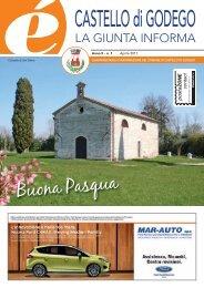 Aprile 2011 - Comune di Castello di Godego