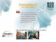 BioMed - Innovation X