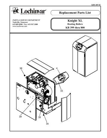 Lochinvar Power Fin Boiler Manual