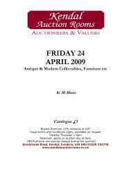 24 April General - 1818 Auctioneers
