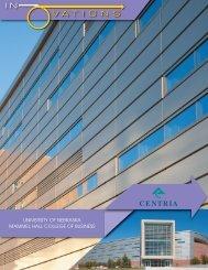 UNIVERSITY OF NEBRASKA MAMMEL HALL ... - CENTRIA