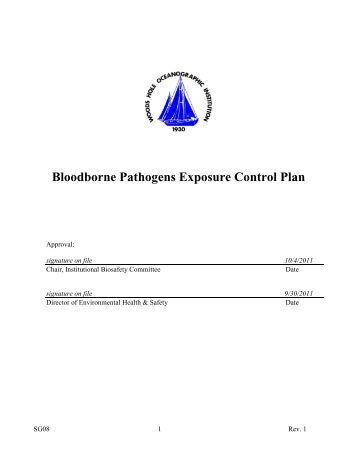 bloodborne pathogens policy template - bloodborne pathogens post test suffolk remsco