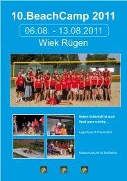 10.BeachCamp 2011 - TSV Leipzig 76 e. V.