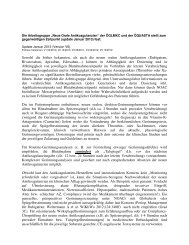 Neue Antikoagulanzien Update Jänner 2013 - öquasta