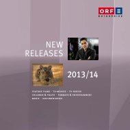 Download the catalog as PDF - ORF