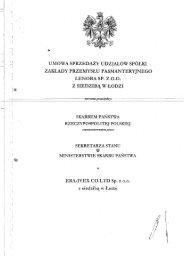 pobierz plik - Ministerstwo Skarbu Państwa