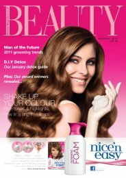 Tip Number 5 - Beauty Magazine