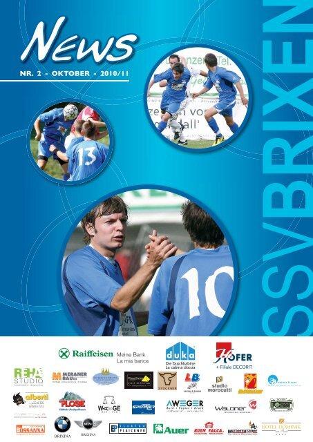 2. Ausgabe, Oktober, 2010/11 - de