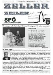 Dez 09.pmd - SPÖ Zell am Pettenfirst