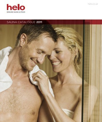 SAUNA CATALOGUE 2011