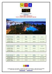 Ersan Resort & SPA BODRUM