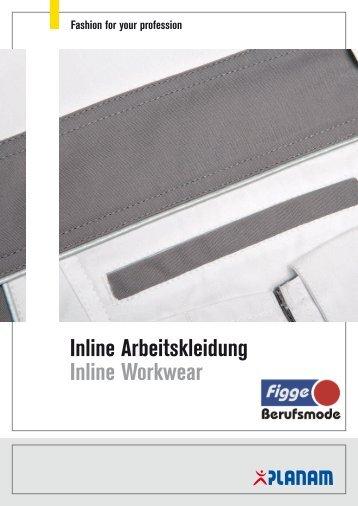 Inline Arbeitskleidung Inline Workwear