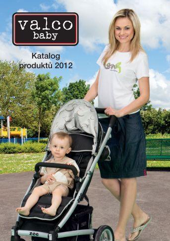 Stáhnout katalog - Valco Baby