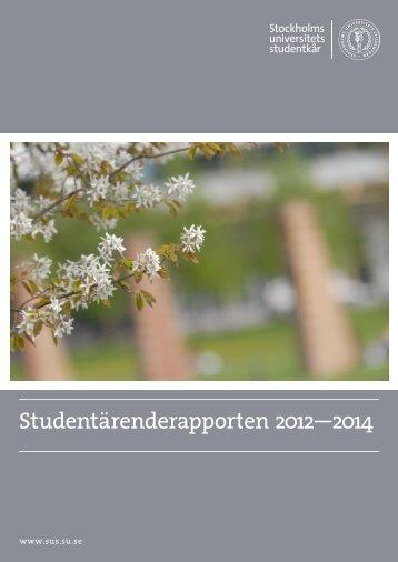 studentarenderapporten_2012-2014