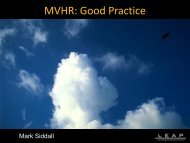 Mark Siddall - Good Homes Alliance