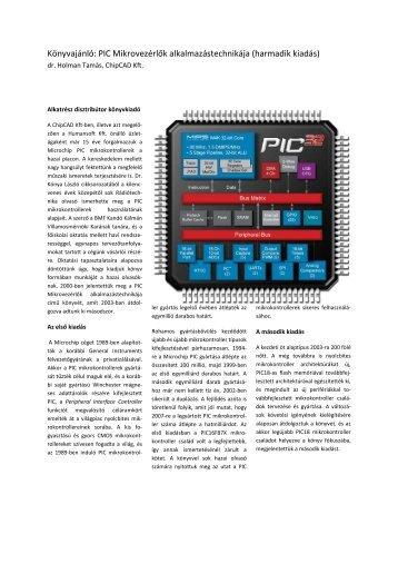 harmadik kiadás - ChipCAD