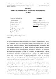 Download pdf | 40,1 KB - Cold War History Research Center
