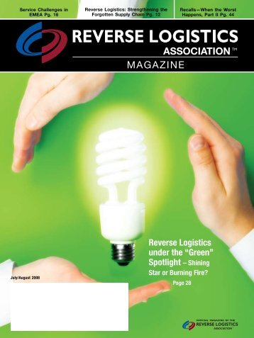 articles - Reverse Logistics Magazine