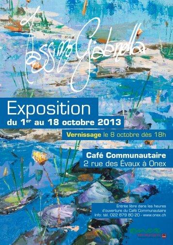 Exposition - Onex